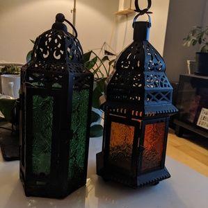 Two Lanterns